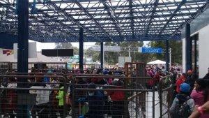 Llegada de venezolanos a Ecuador se duplica en última semana sin visa (Fotos y Video)