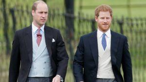 La razón del Príncipe Harry para justificar el distanciamiento con su hermano William