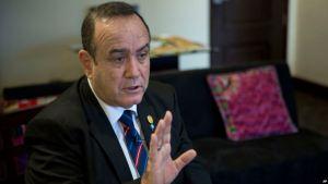 Giammattei anunció que Guatemala rompe relaciones con el régimen de Maduro