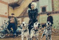 Como para echarle los perros... Publican la primera imagen de Emma Stone como Cruella de Vil