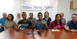 Encuentro Ciudadano incentiva a estudiantes de Guayana a elevar nuestra voz de protesta