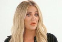 Khloé Kardashian lamentó lo ocurrido durante los Premios People Choice