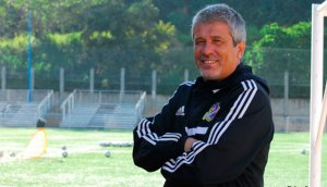 José Hernández Maceda nuevo director técnico de la Vinotinto Sub-20