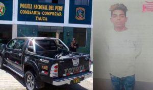 Venezolano en Perú casi mató a su pareja, también criolla, por no darle la clave del teléfono