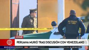 Venezolano se cayó a puñaladas con una peruana en Chile y el hecho acabó en tragedia