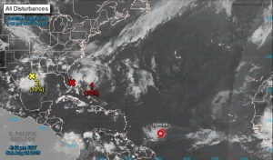 Barbados pide a sus ciudadanos precaución ante llegada de la tormenta Dorian