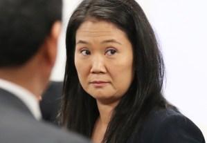 Keiko Fujimori retorna a la política activa a casi seis meses de elecciones peruanas