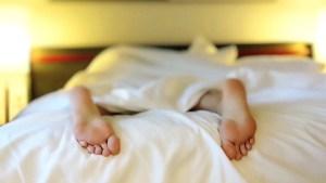 ¡JAJAJA! Lo multaron por quedarse dormido en una cama ajena tras ingresar borracho a la casa