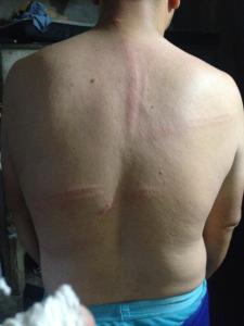 En fotos: Presos de Fénix Lara denuncian maltratos con palos y fales