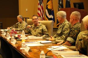 Comando Sur de EEUU vigila de cerca las maniobras fronterizas del régimen chavista