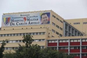 Fue a dar a luz en el Hospital Militar de Caracas y perdió la vida al contraer una bacteria