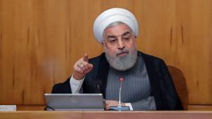 Lo que dijo el presidente iraní sobre una posible guerra con Estados Unidos