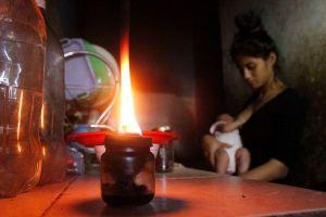 ¿Y Corpoelec? Edificio en Maracaibo tiene cuatro meses sin electricidad tras quemarse transformador