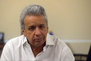 """¿Qué tal? Tras los insultos de Nicolás Maduro, Lenín Moreno replicó con """"asno"""""""