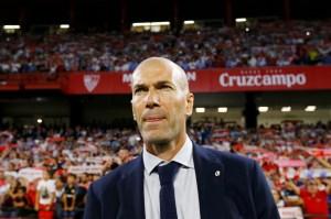 Zidane ante los eventos en Cataluña: Nos adaptaremos a la nueva fecha