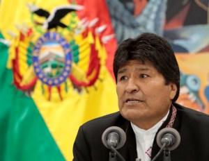 Lo que dijo Evo Morales sobre esconderse o escapar de Bolivia que seguro olvidó (FOTO)