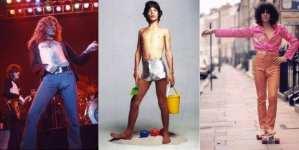 """Los """"PAQUETAZOS"""" más famosos de la historia del rock que causaron pensamientos pecaminosos (Foto + WOW)"""