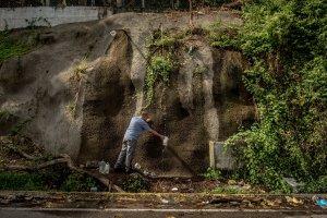 NYT: El sistema de agua de Venezuela se derrumba