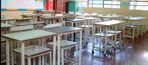 Fallas en servicios deja las aulas de clases vacías en Lara