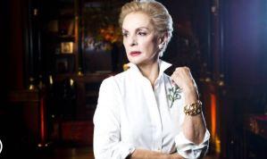 El DATAZO de Carolina Herrera: Nada envejece más a una mujer que vestirse de joven