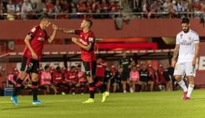 Mallorca dejó a la deriva a un Real Madrid sin alma