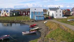 La isla más bonita del mundo está en Islandia y solo tiene seis habitantes