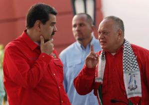 """Diosdado pronosticó los siguientes países dónde llegará la """"brisita bolivariana"""""""