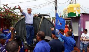 Manuel Rosales: Exigimos eliminación de rutas que solo llevan agua a zonas privilegiadas
