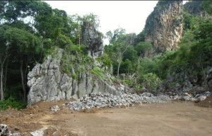 Voluntad Popular denunció daños ambientales en el Monumento Natural Morros de Macaira en Guárico