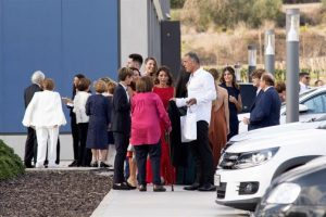 Los reyes Juan Carlos y Sofía asisten a la boda de Rafael Nadal (FOTO)