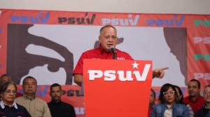 Diosdado: ¿Ahora vamos por Venezuela?… Aquí los estamos esperando