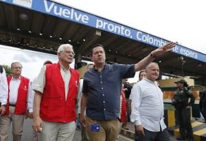 España donará 50 millones de euros para paliar la crisis migratoria venezolana (Fotos y Videos)