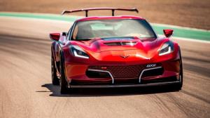 ¡De lujo! Un Corvette especial rompió el récord de velocidad de los autos eléctricos (Fotos)