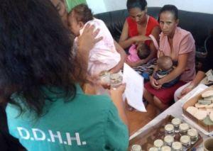 Desnutrición infantil llega a niveles de emergencia en el estado Lara