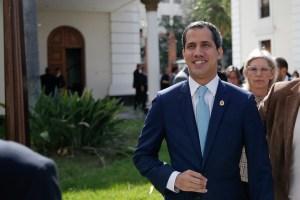 Guaidó agradece ayuda humanitaria destinada a aliviar crisis venezolana