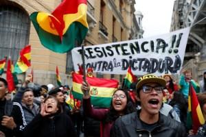 ¿Hubo un golpe de Estado en Bolivia para tumbar a Evo Morales?