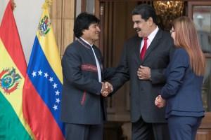 Fuerzas armadas venezolanas: La clave para que el destino de Maduro no sea el mismo que el de Morales