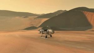 Científicos presentan mapa geológico de luna Titán de Saturno, que podría albergar seres vivos