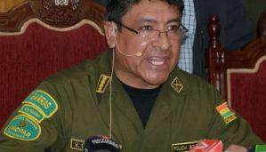 Policía pide intervención de militares para frenar violencia en Bolivia