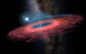 Descubren un agujero negro tan grande que no debería existir
