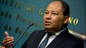 Argentina desmiente que el exministro Carlos Romero se encuentre en su embajada en Bolivia