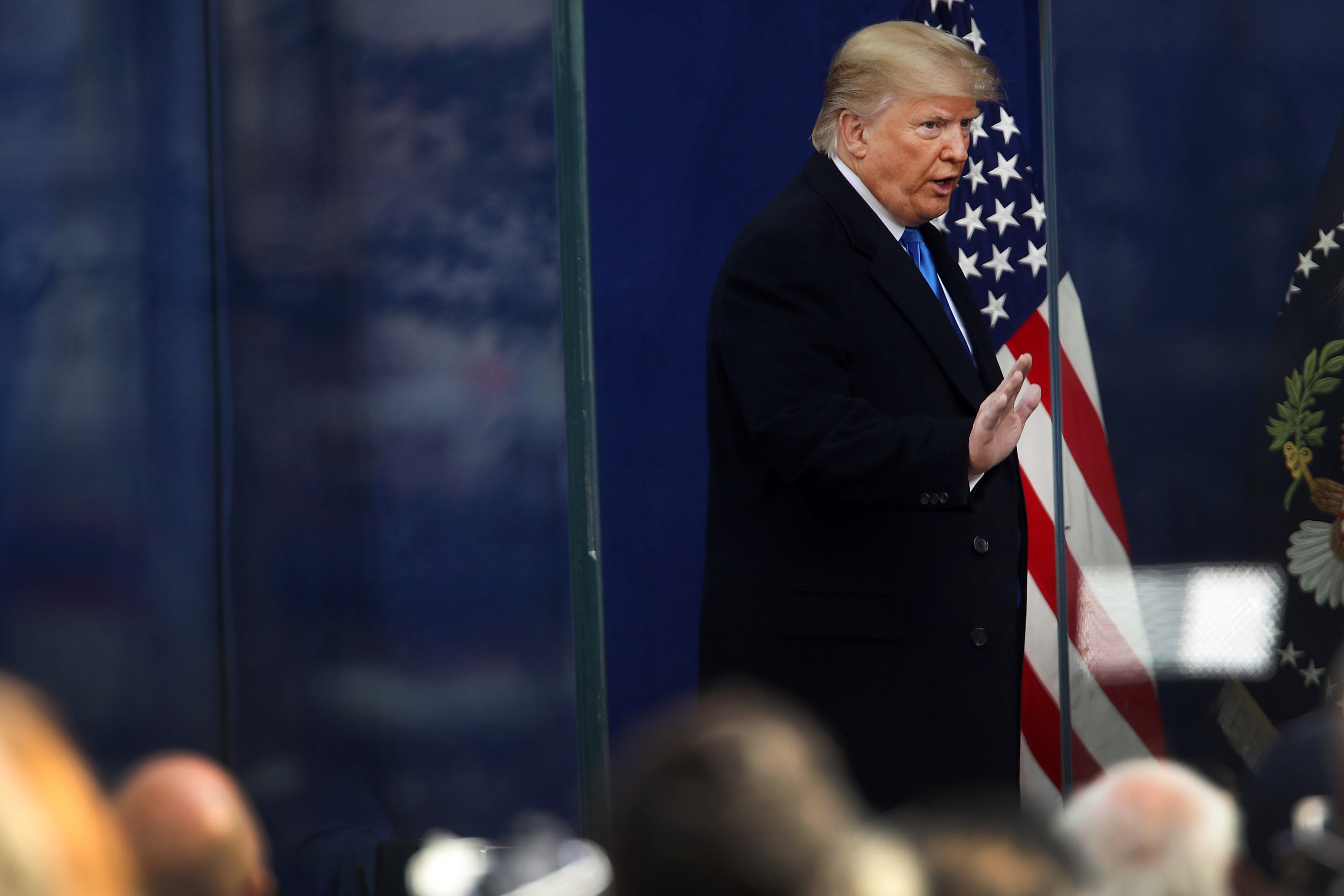 Renuncia de Morales envía una fuerte señal a Venezuela, dice Trump