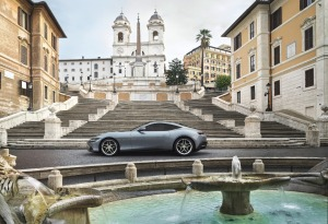 ¡BELLEZA! Ferrari Roma, el nuevo deportivo Coupé GT con motor frontal de los italianos (FOTOS)