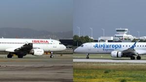 Iberia (IAG) compra Air Europa por 1.000 millones de euros para impulsar un gran hub europeo en Madrid
