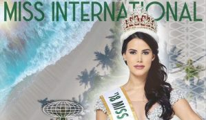 Miss International 2019: Mariem Velazco coronará a su sucesora