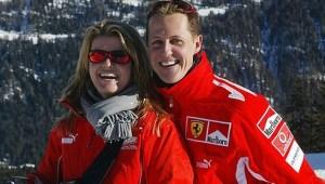 La esposa de Michael Schumacher rompió el silencio