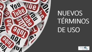 Nuevos términos de uso de YouTube