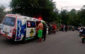Venezolano murió en un accidente de tránsito en el norte de Bucaramanga