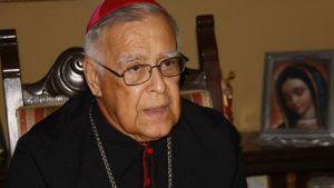 Monseñor Roberto Luckert felicitó a la Fundación Frigilux por apoyar a Rufo Chacón