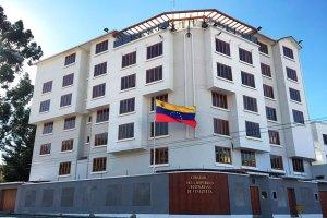 EEUU pidió a los bolivianos respetar la sede de la embajada de Venezuela